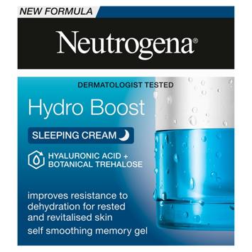 """Neutrogena Hydro Boost Nawadniający Krem-maska na noc  50ml"""""""
