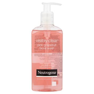 """Neutrogena Visibly Clear Żel do mycia twarzy orzeźwiający  200ml  pompka"""""""