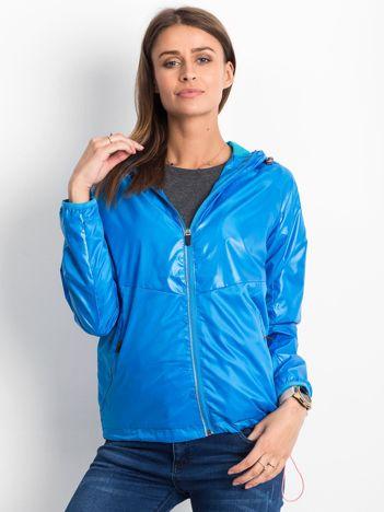 Niebieska kurtka Magnetic