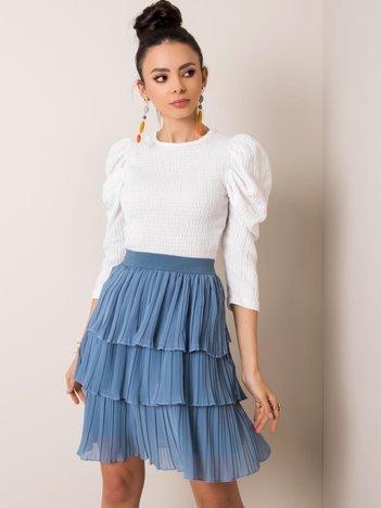 Niebieska spódnica Angel RUE PARIS