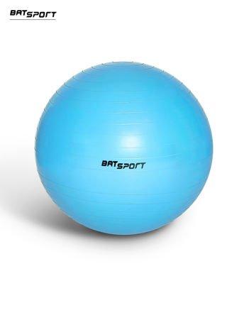 Niebieska średnia piłka do fitnessu