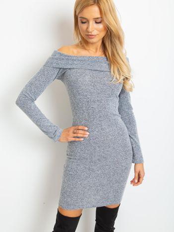 Niebieska sukienka Princess