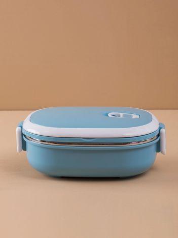 Niebieski lunchbox