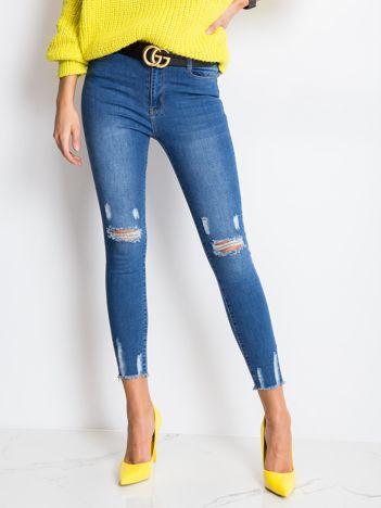 Niebieskie dżinsy Hayley