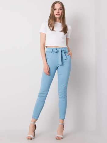 Niebieskie spodnie Adelita