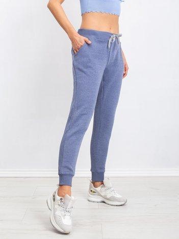 Niebieskie spodnie Tracey