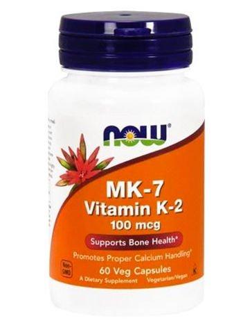 Now - Witamina K-2 MK7
