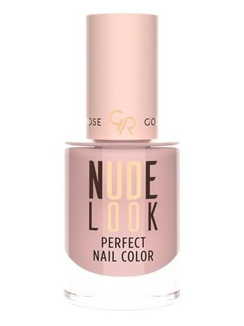 Nowość! GOLDEN ROSE Nude Look Lakier do paznokci nr 02 Pinky Nude 10,2 ml