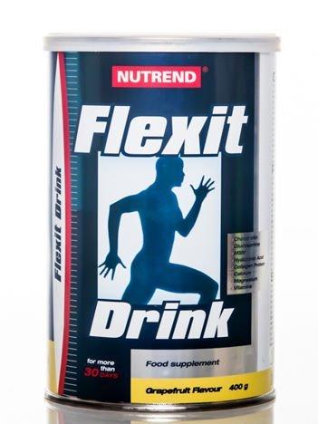 Nutrend - Na stawy i ścięgna Flexit Drink - 400 g grapefruit