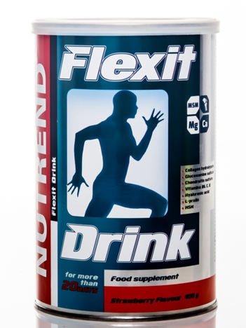 Nutrend - Na stawy i ścięgna Flexit Drink - 400 g strawberry