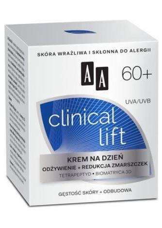OCEANIC AA CLINICAL LIFT 60+ Krem na dzień odżywienie + redukcja zmarszczek 50 ml