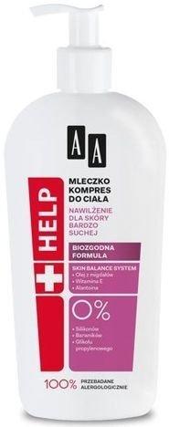 OCEANIC AA Help Mleczko - Kompres do skóry bardzo suchej 400 ml