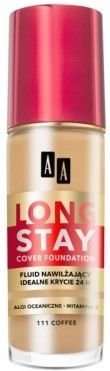 OCEANIC AA LONG STAY COVER FOUNDATION Podkład nawilżający 111 coffee 35 ml