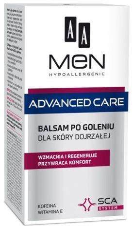 OCEANIC AA MEN ADVANCED CARE Balsam po goleniu dla skóry dojrzałej 100 ml