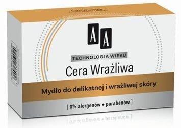 OCEANIC AA Technologia Wieku Cera Wrażliwa Mydło do delikatnej i wrażliwej skóry 100 g