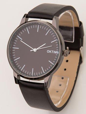 OKTIME czarny zegarek