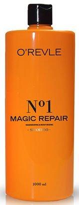 O'REVLE MAGIC REPAIR Szampon do włosów osłabionych i bardzo zniszczonych 1000 ml