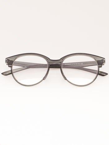 Okulary Zerówki ROUND