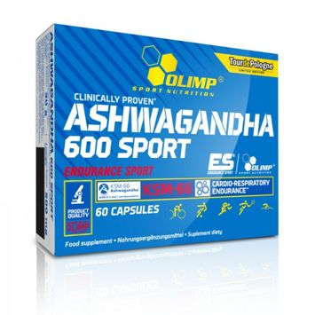 Olimp - Ashwagandha sport 60 cps