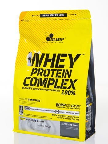 Olimp Odżywka białkowa - Whey Protein Complex - 700g Orange-passion fruits