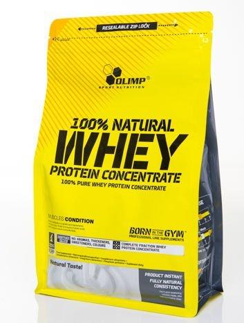 Olimp Odżywka białkowa - Whey Protein Concentrate - 700g Natural