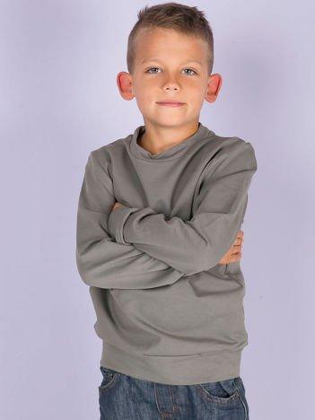 Oliwkowa bluza młodzieżowa