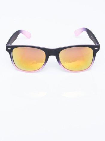 Ombre Przeciwsłoneczne okulary wayfarer