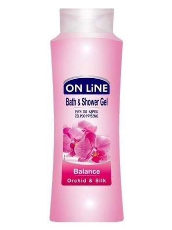 On Line Płyn do kąpieli i pod prysznic 2 w 1 Balance  750 ml