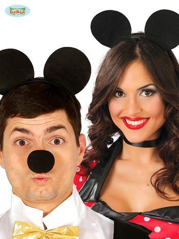 Opaska z uszami myszy