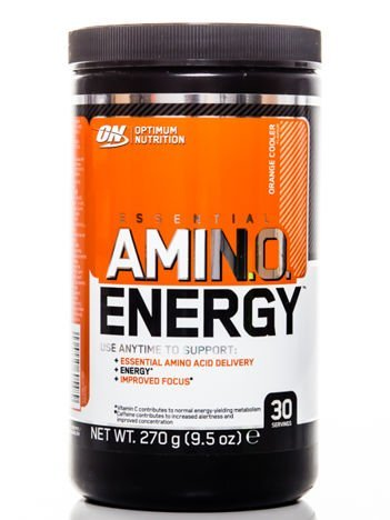 Optimum Nutrition - Amino Energy - 270g Orange Cooler