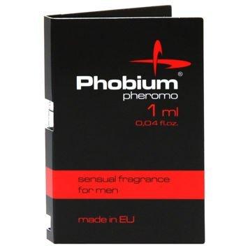 PHOBIUM Pheromo - feromony męskie o eleganckim, męskim zapachu 1ml