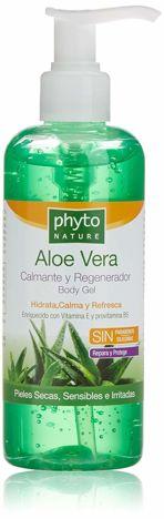 PHYTO NATURE Naturalny aloesowy żel kojąco - regenerujący 99,7% aloesu 250 ml