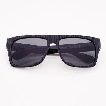 PIXEL Czarne Dziecięce Okulary Przeciwsłoneczne z filtrem UV