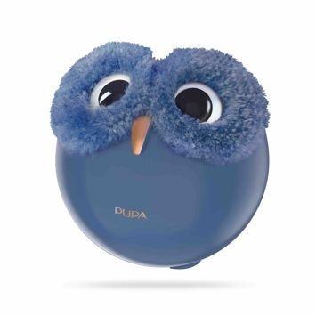 PUPA Owl Paleta do makijażu twarzy, oczu i ust 002 Warm Shades