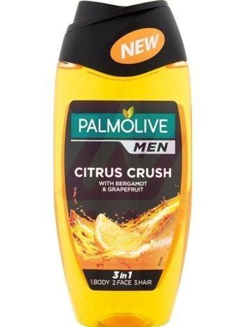 Palmolive Żel pod prysznic Men 3 w 1 Citrus Crush 500 ml