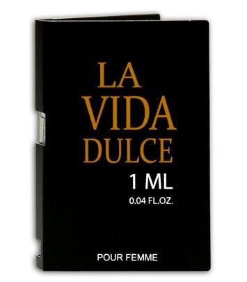 Perfumy La Vida Dulce o podniecającym i erotycznym zapachu 1ml