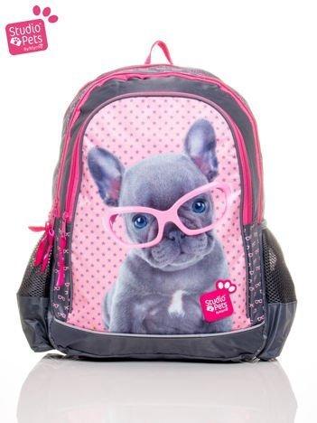 Plecak szkolny z motywem STUDIO PETS