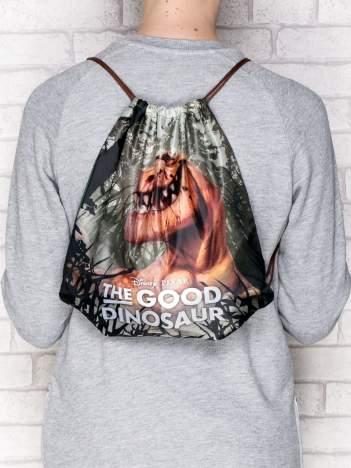 Plecak typu worek z nadrukiem GOOD DINOSUAUR