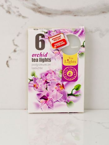 Podgrzewacze zapachowe Orchidea