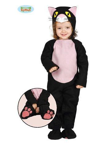 Przebranie dla małej dziewczynki Słodki Kotek