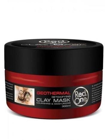 REDONE Detoksykująca maska do twarzy z glinką GEOTHERMAL 300 ml
