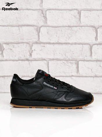 REEBOK Czarne klasyczne buty sportowe