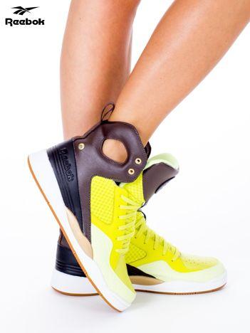 REEBOK Żółte buty damskie A.KEYS COURT