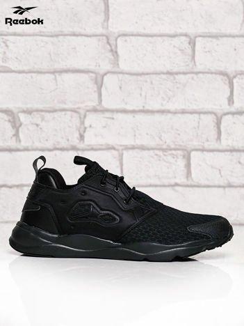 REEBOK czarne buty męskie Furylite o futurystycznym kształcie