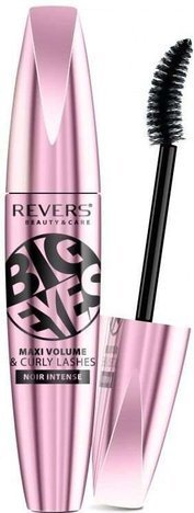 REVERS Maskara BIG EYES Maxi Volume & Curly Lashes stymulująca wzrost rzęs 10 ml