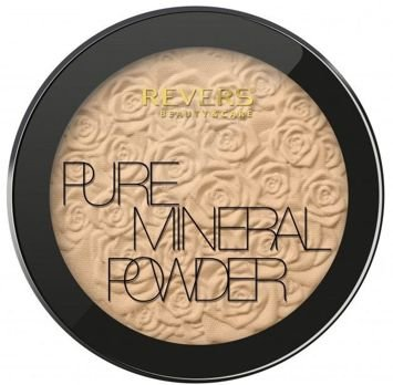 REVERS Mineral PURE Powder, Puder prasowany nr 04 9 g