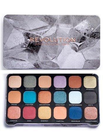 REVOLUTION Paleta cieni Forever Flawless OPTIMUM 18 x 1,1 g