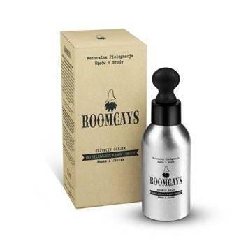ROOMCAYS Odżywczy olejek do pielęgnacji wąsów i brody