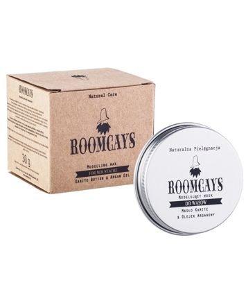 ROOMCAYS Wosk modelujący do wąsów i brody 30 ml