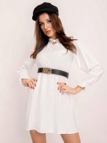 RUE PARIS Biała sukienka Cindy